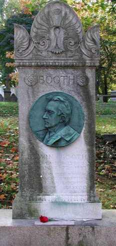 Edwin Booth Monument