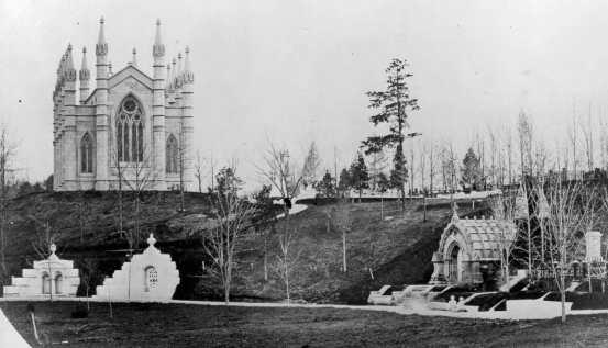 Bigelow Lawn 1800s