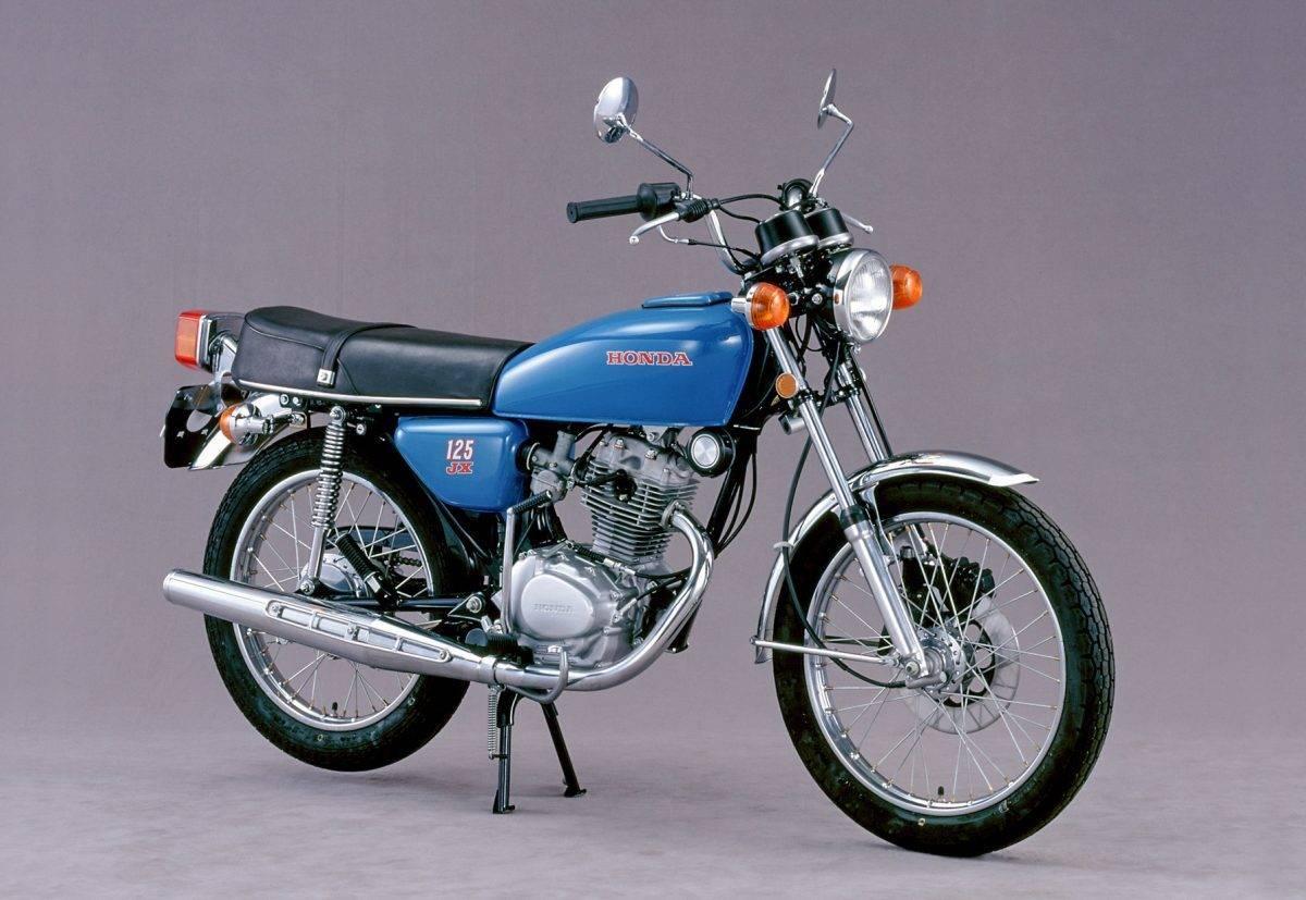Honda CB 125 / CB 125J - Unkomplizierter Eintopf