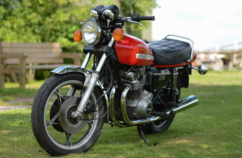 Suzuki GS 1000 - Für alle, die es schneller mögen