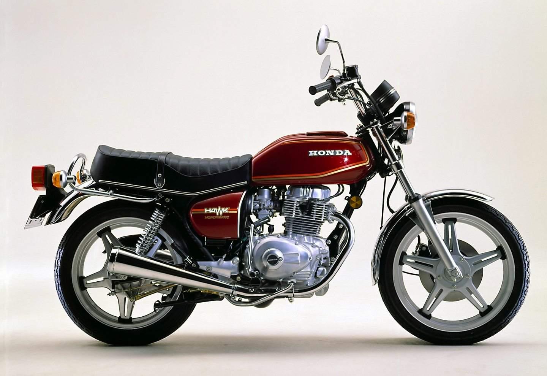 Honda CB 400 T - die Ungeliebte
