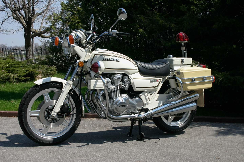 Honda CB 750K - schnell auf Touren