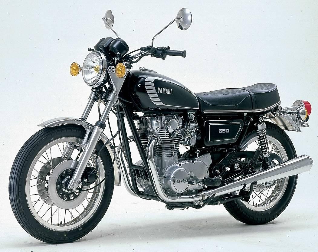 """Yamaha XS 650 - Der Triumph der japanischen """"Bonneville"""""""
