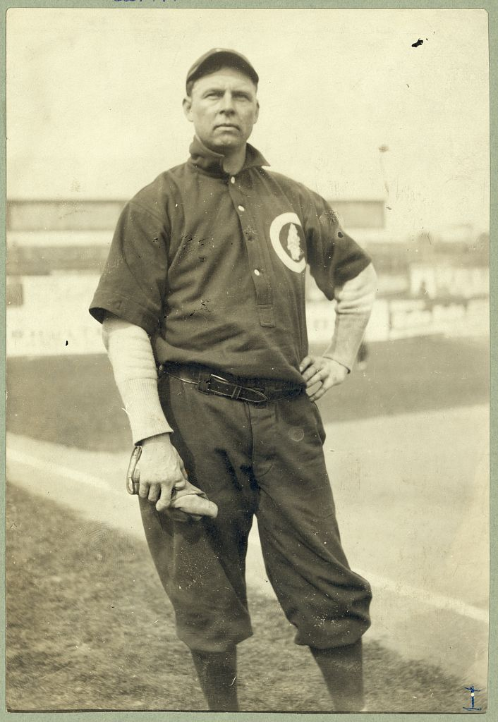 Mordecai Brown – Society for American Baseball Research