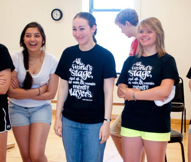 Shakespeare Theatre Company Classes For Teens Shakespeare Theatre Company