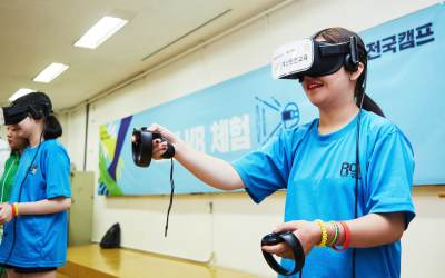 Disaster drills in Virtual Reality