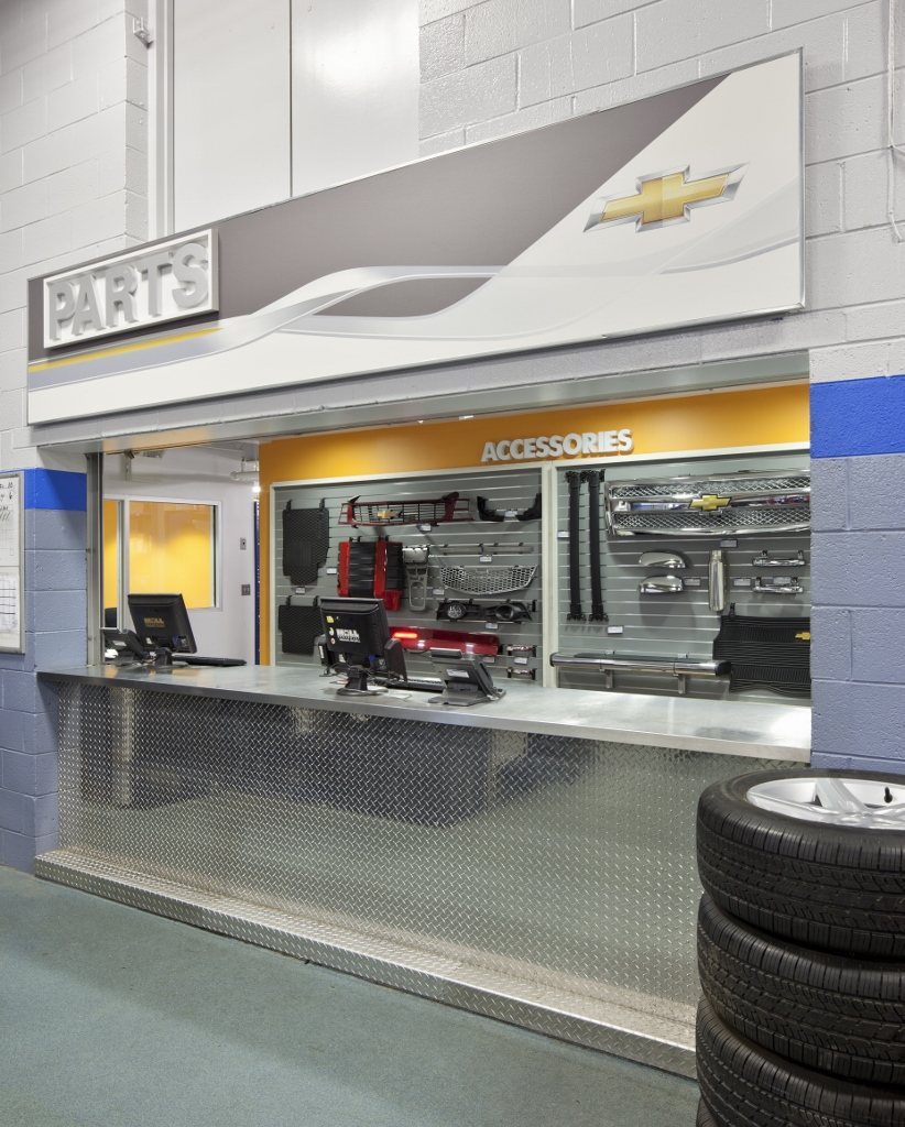 Mall Chevrolet Service Center U2013 Cherry Hill, NJ