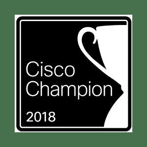 CiscoChampion-2018