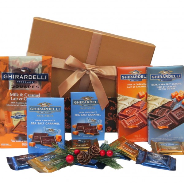 Ghirardelli® Holiday Gift Box