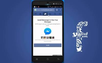 Facebook dévoile vos mobiles