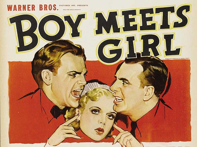 Boy Meets Girl: A Tale as Old as Hollywood