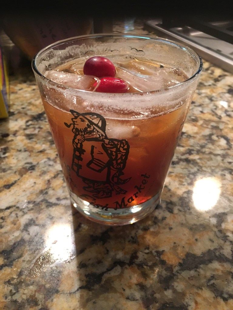 Best Thanksgiving Bourbon Drink Ever