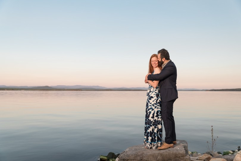 Essex New York Engagement Session