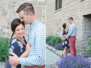 Essex Inn Engagement Session in Essex, NY