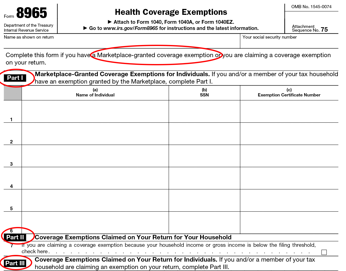 Form Instructions Amp Information On Irs Form
