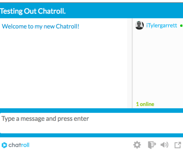 How To Set Up A Free Chatroom On Your Website
