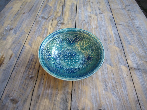 Zenza schaaltje-Lace Bowl Shell Small