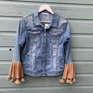 Bohemien Dromenvanger -handmade jacket- maat M.