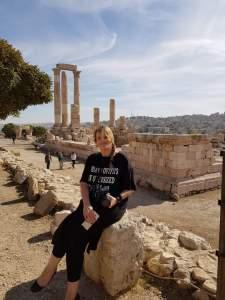 Ontdek de historische stad Amman Jordanië