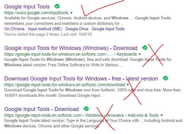 Download google hindi input typing software