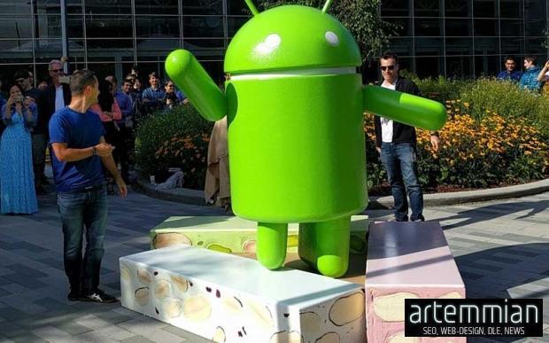 android 7.0 nougat final - Вышла финальная версия ОС Android 7.0 Nougat