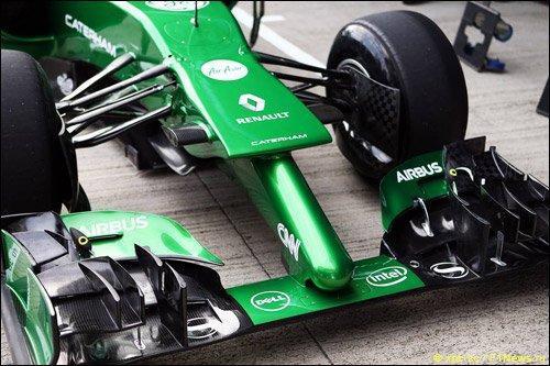 f1  caterham - Гоночный коллапс - Formula 1 перестаралась с регламентом