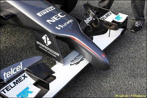 f1 sauber - Гоночный коллапс - Formula 1 перестаралась с регламентом