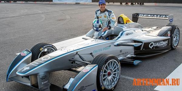 formulae car - Formula E — сезон стартовал в Китае. Гонка прошла успешно