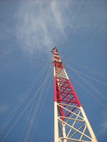 machta dlya antenny strong - Интернет за пределами города — установка мачты для антенны