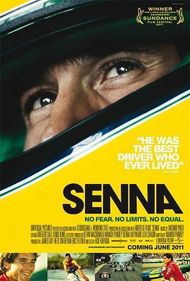senna - Фильмы о спорте с которых стоит брать пример в повседневной жизни