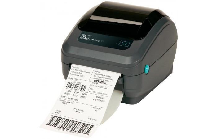 zebra termoprinter - Термопринтер или как в торговых сетях экономят на расходниках