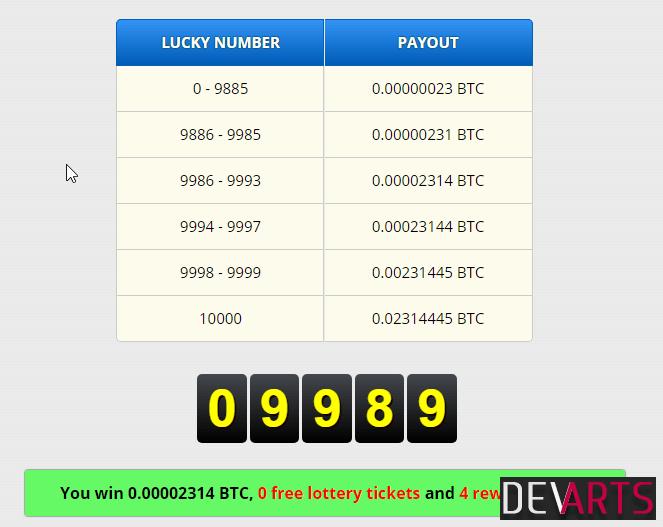 freebitco.in win - Freebitcoin — кран с бесплатными биткоинами и автовыплатами