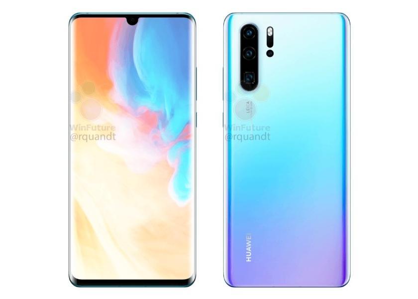 huawei p30 pro 1 - Huawei P30 Pro — новый флагман среди камер на смартфонах