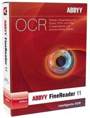 abby fine reader - ABBY FineReader — распознавание текста с картинок