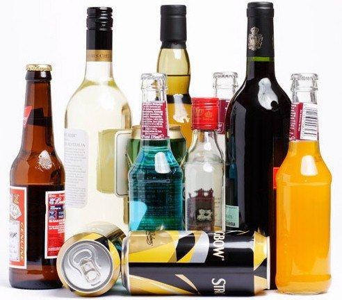 alcohol drinks - Техника употребления крепких алкогольных напитков