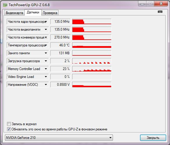gpu z 3 - GPU-Z — мини программа для мониторинга видеокарт