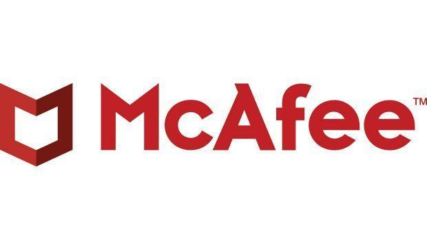 mcafee logo - McAfee — чем подростки занимаются в сети