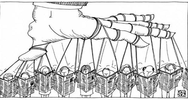 media manipulation - Манипуляция людьми при помощи сми — 10 способов
