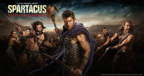 spring 2013 spartacus - Сериалы 2013 — что нового посмотреть весной
