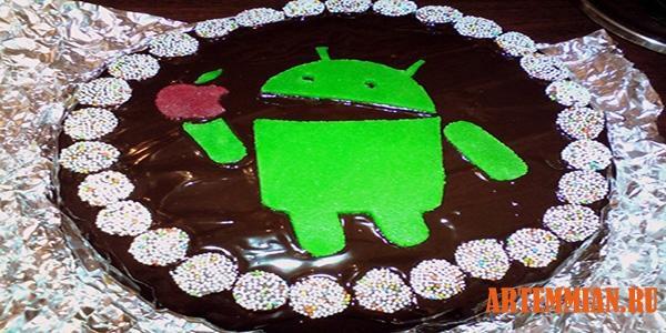 android birth day - Мобильной платформе Adnroid исполнилось шесть лет