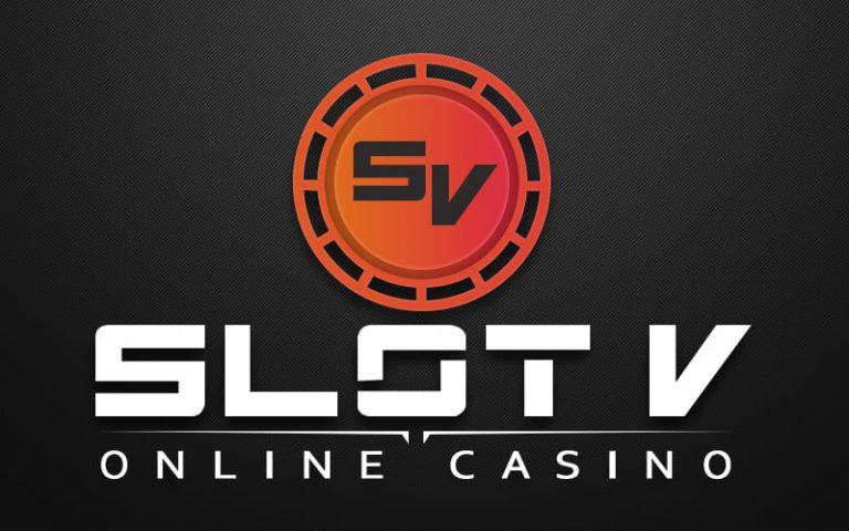 Slot V Casino logo - Официальный сайт казино Slot V онлайн