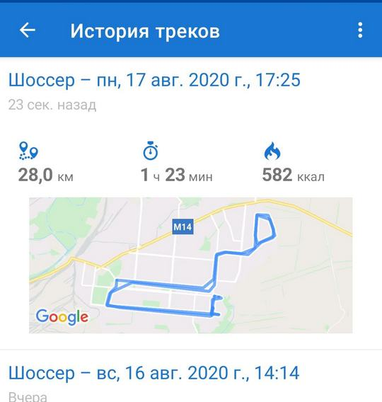 urban biker history - Три способа связать Xiaomi Mi Smart Band с приложением Strava на примере велосипеда