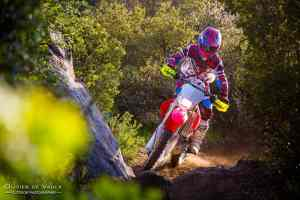 enduro action photography