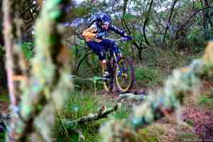 outdoor mtb canyon photography