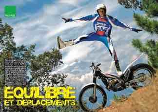 Trials bikes -Moto Verte 2013