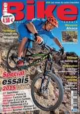 Bike Magazine - Devinci cover