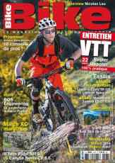 Bike Magazine - Lapierre cover