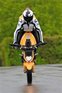 motorbike action photography