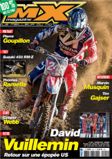 Mx Magazine - Tim Gajser