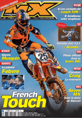 Mx Magazine - Marvin Musquin